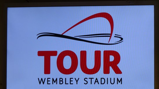 Doing the Wembley Stadium Tour