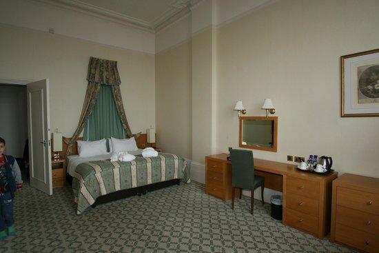 Cavendish Hotel: Suite Bedroom