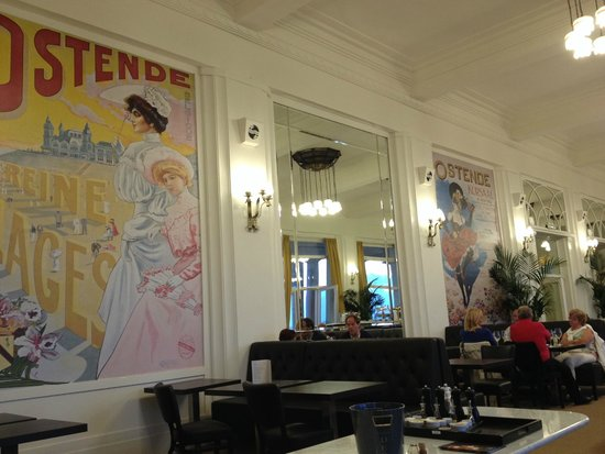 Thermae Palace Hotel: brasserie