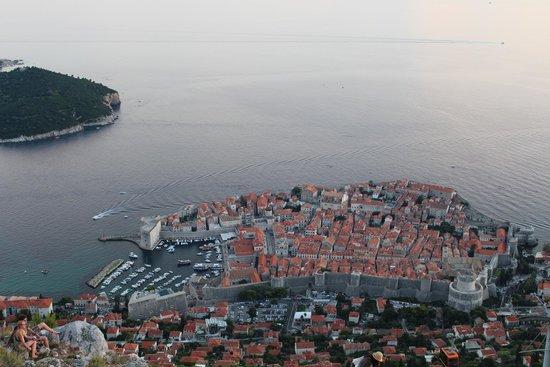 Teleférico de Dubronik: Dubrovnik