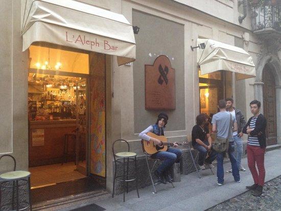 l'Aleph Bar