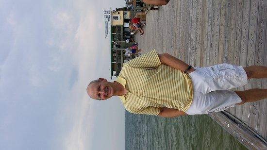 Rod & Reel Pier : Jim's Coconut Snapper