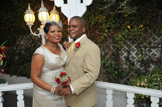 Shalimar Wedding Chapel : Paul and Dionne Wedding pic