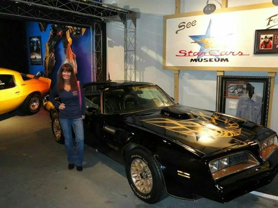 Smokey And The Bandit Live The Car And The Movie Picture Of