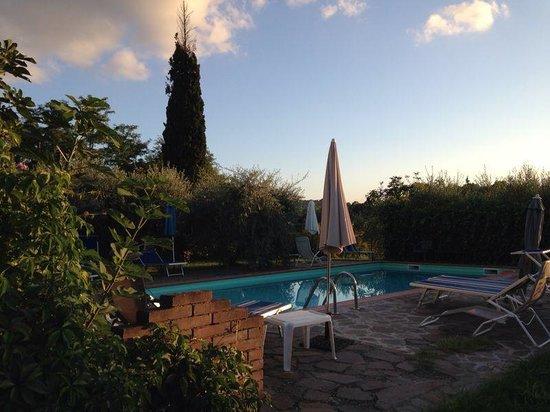 Borgo Montauto: La piscina
