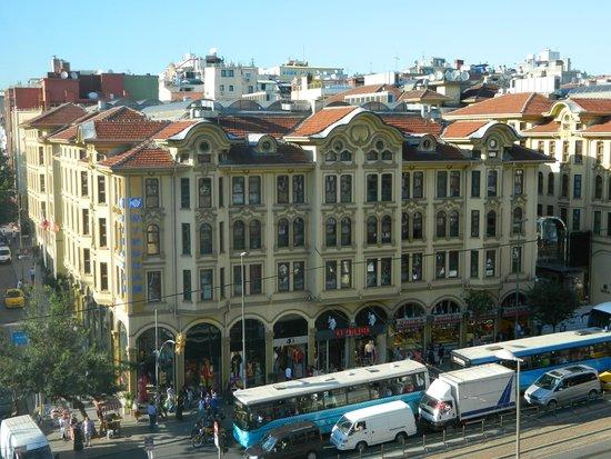 Martinenz Hotel : вид из номера