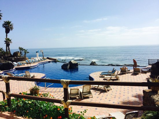 Las Rocas Resort & Spa: View from Suite 108