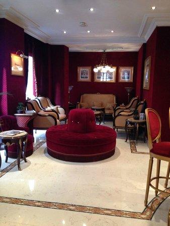 Villa Opera Drouot : Charming lobby
