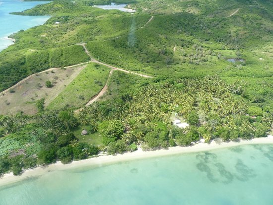 Le Relais de Poingam: la plage de poingam