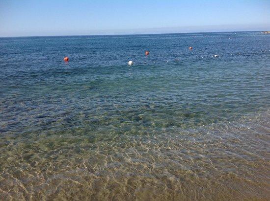 Hotel - Residence Lembo di Mare: Spiaggia