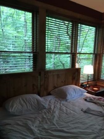 Evins Mill: a bedroom