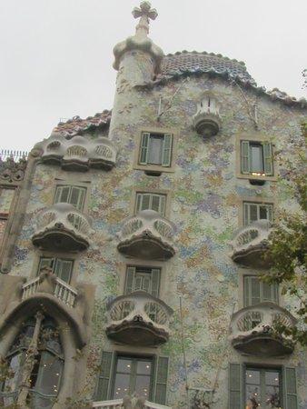 Barcelona Guide Bureau - Day Tours: Casa Batllo