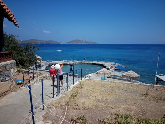 Elounda Breeze Resort: Лагуна 2