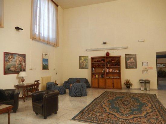 Ostello San Frediano: Sala de estar