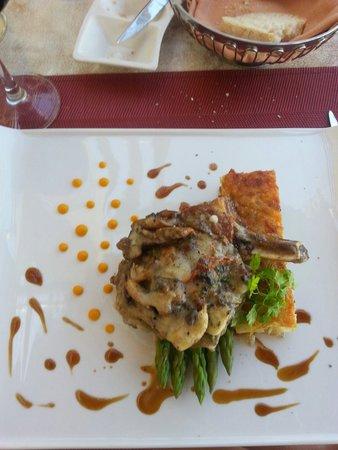 Bottega del Vino Restaurant: Carne