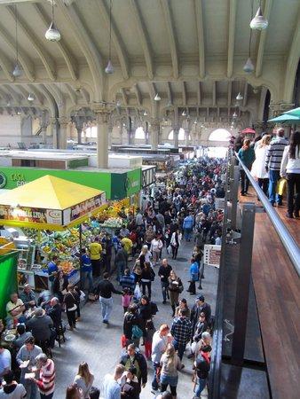 Mercadao - Sao Paulo Municipal Market: Mercado Municipal de São Paulo, Brasil.