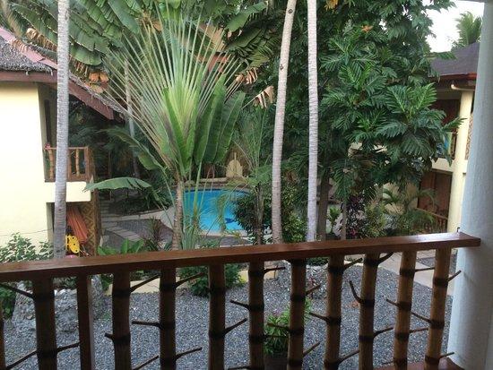 Alona Vida Beach Resort: Вид с балкона