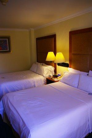 Holiday Inn Express Centro Historico Oaxaca: Номер