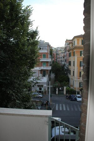 B & B Trastevere Resort: View from the balcony