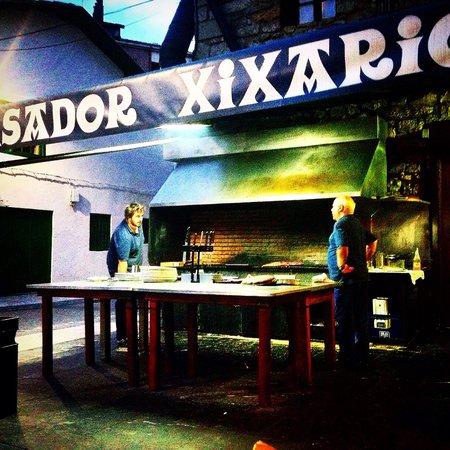 Asador Xixario: Parrilla increíble