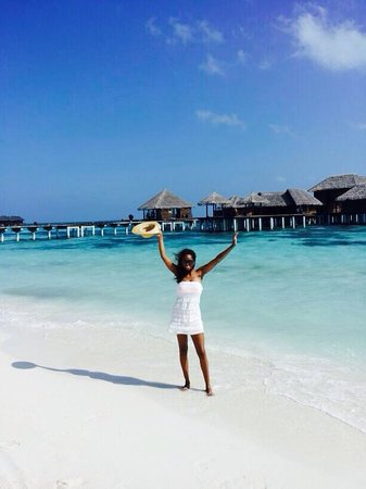 Coco Bodu Hithi: Calm and quiet