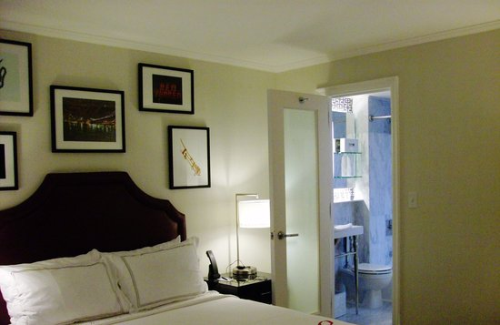The Lexington New York City, Autograph Collection : Bedroom