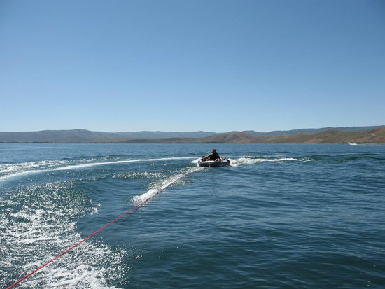 Bear Lake State Park: A great place to play!