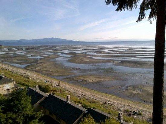 Tigh-Na-Mara Resort : stunning view of the beach