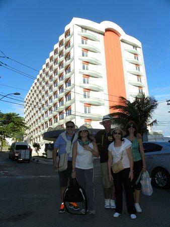 Vila Gale Salvador: Hotel