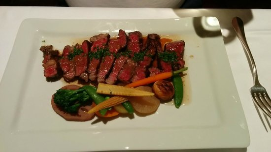 Le relais princesse Marie Leczinska : Steak