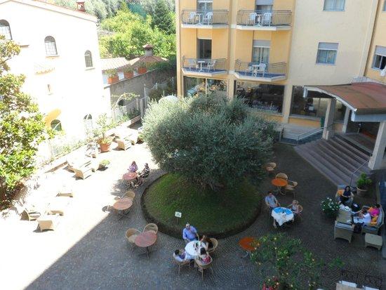 Conca Park Hotel: Hotel Conca Park sitting area