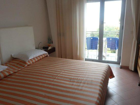 Conca Park Hotel: Bedroom 215 Hotel Conca Park