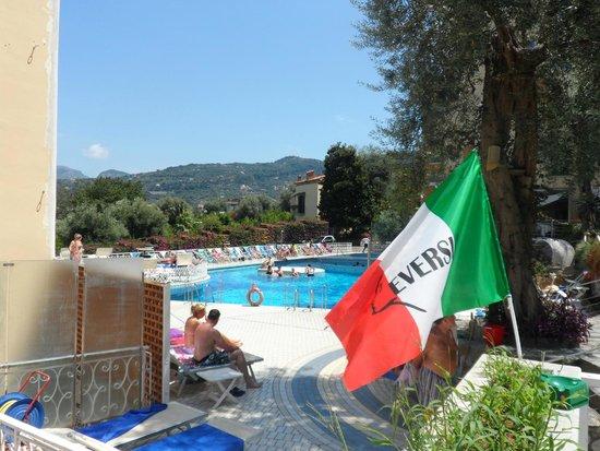 Conca Park Hotel: Pool area Conca Park