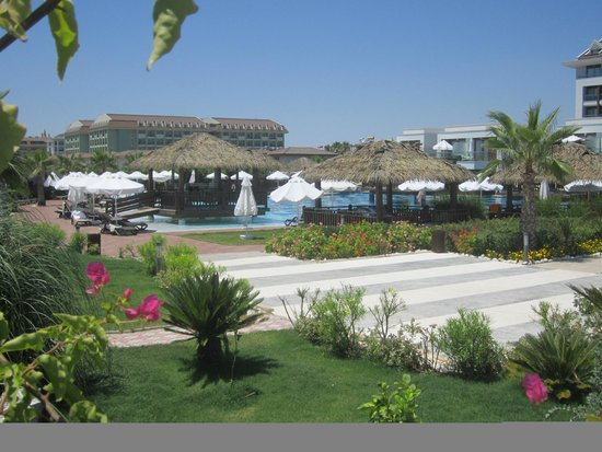 Sensimar Belek Resort & Spa: otel view