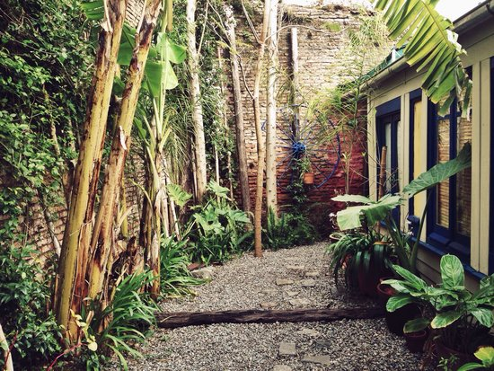 Colonia Suite: Entrada do nosso quarto.