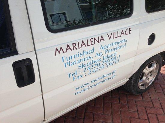 Marialena Village Apartments: 1