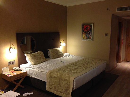 WOW Airport Hotel: Comfortable room