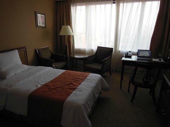 Okura Garden Hotel Shanghai: ツインルーム