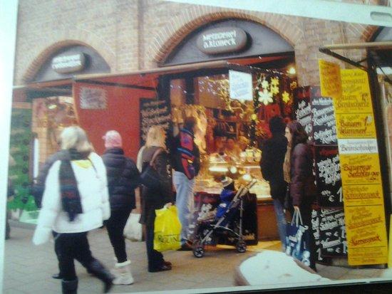 Garmisch-Classic : local food,cheese shop