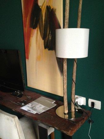 Esplendor Mendoza: Lámpara muy original
