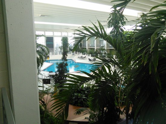 Oasis Hotel and Convention Center, an Ascend Hotel Collection Member: view from ba!cony