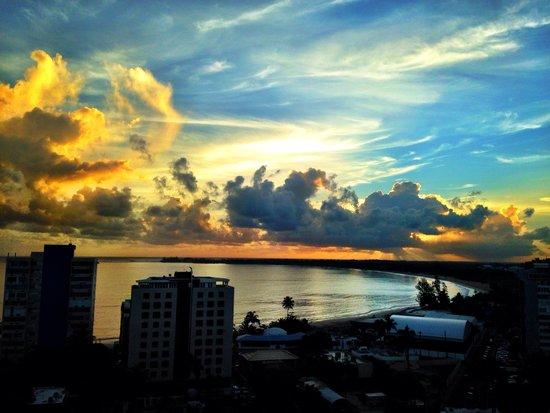 ESJ Azul: From the room's balcony