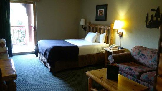 Great Wolf Lodge : wolf den suite
