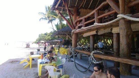 Bar E Restaurante DA Piscina: vista del bar