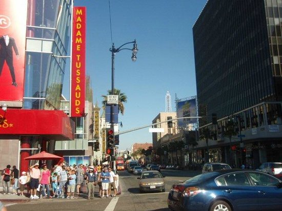 Roosevelt hotel picture of hollywood boulevard los for Roosevelt hotel san diego