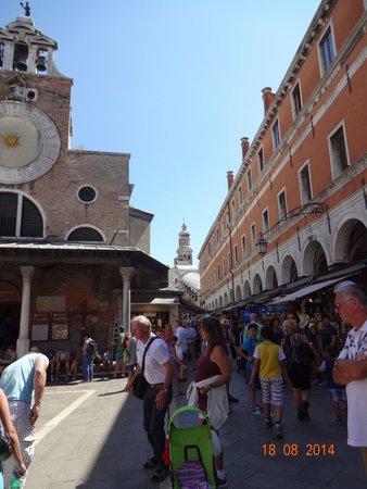 San Polo: Igreja de San Giacomo di Rialto