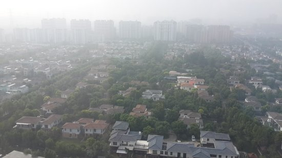 Holiday Inn Shanghai Pudong Kangqiao: This is view from my room