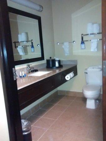 Best Western Plus Addison Galleria Hotel: bathroom