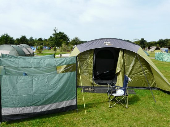 Perran Springs Holiday Park: Perran Springs Pitches