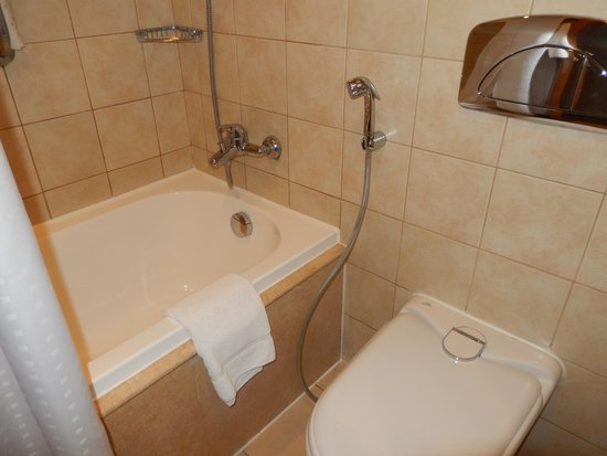 Holiday Inn - Citystars: Baño